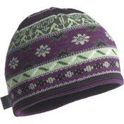 Turtle Fur Saami Knit Beanie, Plum, medium