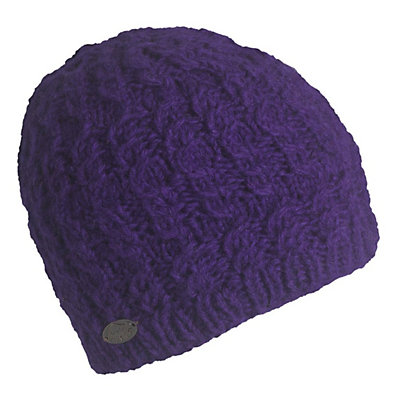 Turtle Fur Nepal Mika Hat, Purple, viewer