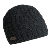 Turtle Fur Nepal Mika Hat, Black, medium