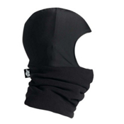Turtle Fur Heavyweight Shellaclava Kids Balaclava, Black, medium