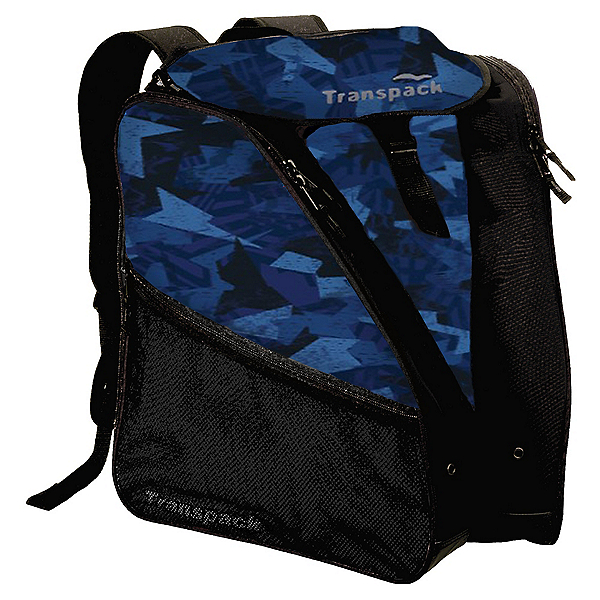 Transpack XT1 Ski Boot Bag 2017, Dark Camo, 600