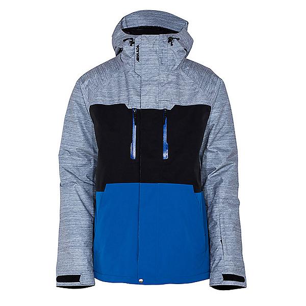 Armada Ringer Mens Insulated Ski Jacket, Heather, 600