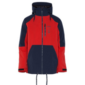 Armada Carson Mens Insulated Ski Jacket, Red, medium