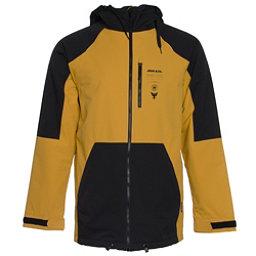 Armada Carson Mens Insulated Ski Jacket, Mustard, 256