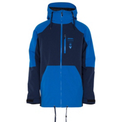 Armada Carson Mens Insulated Ski Jacket, Navy, medium