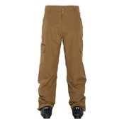 Armada Union Insulated Mens Ski Pants, Brown, medium