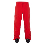 Armada Union Insulated Mens Ski Pants, Red, medium