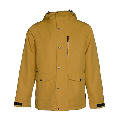 Armada Norwood Mens Insulated Ski Jacket, Brown, viewer