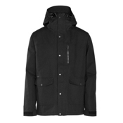 Armada Norwood Mens Insulated Ski Jacket, Black, medium