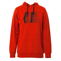 Armada Multiply Pullover Mens Hoodie, Burnt Sienna, 256