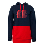 Armada Multiply Pullover Hoodie, Navy, medium