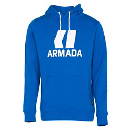 Armada Classic Pullover Mens Hoodie, Blue, 256
