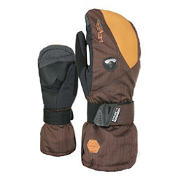 Level Fly Mittens, Pk Brown, 256