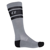 Armada Scrum Merino 3 Pack Ski Socks, Heather, medium