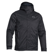 Under Armour ColdGear Infrared Boreal Mens Insulated Ski Jacket, Stealth Grey-Steel, medium
