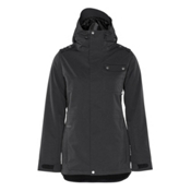 Armada Abbey Womens Insulated Ski Jacket, Black, medium