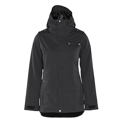 Armada Abbey Womens Insulated Ski Jacket, Khaki, viewer