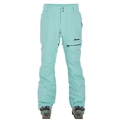 Armada Shadow Womens Ski Pants, Lucite, viewer