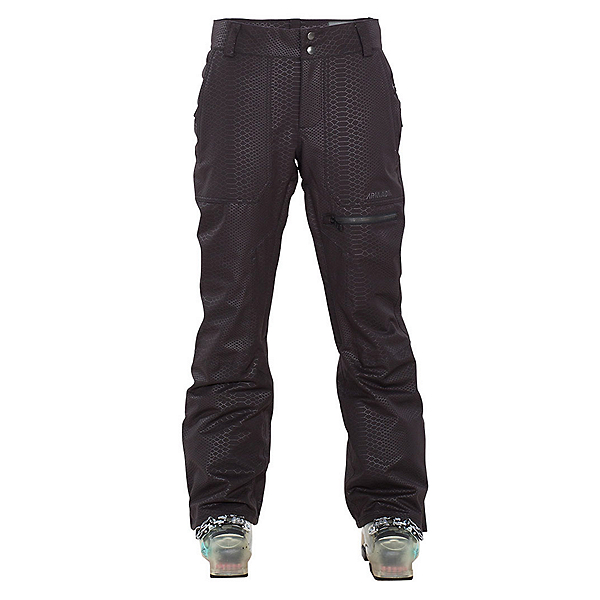 Armada Shadow Womens Ski Pants, Black Snake, 600