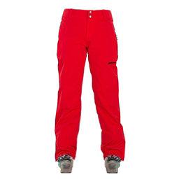 Armada Lenox Womens Ski Pants, Red, 256