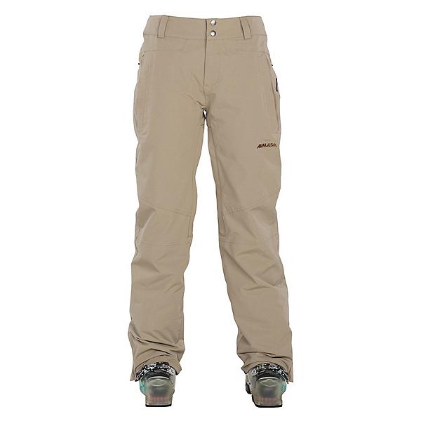 Armada Lenox Womens Ski Pants, Khaki, 600