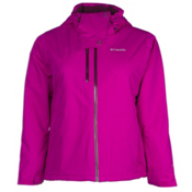 Columbia Mile Summit Plus Womens Insulated Ski Jacket, Bright Plum, medium