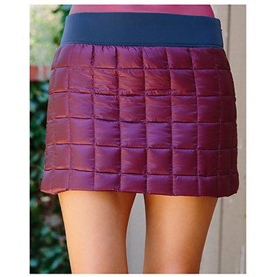Alp-n-Rock Urban/Alpine Mini Skirt, Bordeaux, viewer