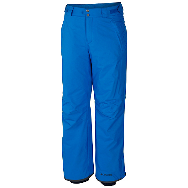 Columbia Bugaboo II Big Mens Ski Pants, Hyper Blue, 600