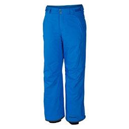 Columbia Bugaboo II Tall Mens Ski Pants, Hyper Blue, 256