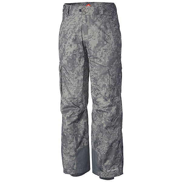 Columbia Ridge Run II Big Mens Ski Pants, , 600