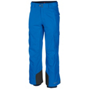 Columbia Ridge Run II Big Mens Ski Pants, Hyper Blue, medium