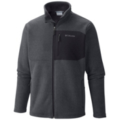 Columbia Teton Peak Mens Jacket, Black, medium