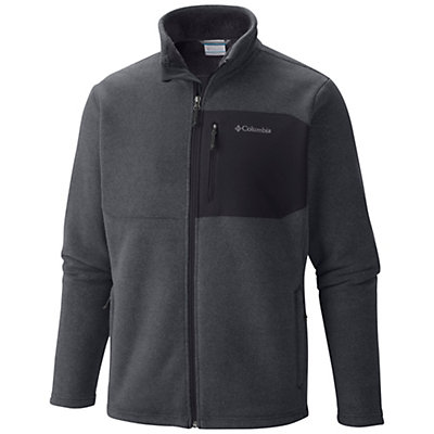 Columbia Teton Peak Mens Jacket, Black, viewer