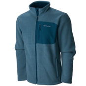 Columbia Teton Peak Mens Jacket, Everblue, medium