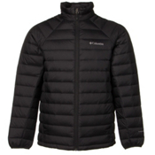 Columbia Platinum Plus 860 TurboDown Jacket, Black, medium