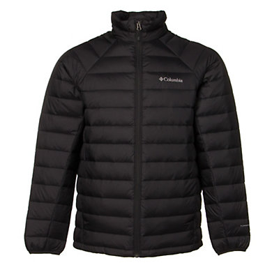 Columbia Platinum Plus 860 TurboDown Jacket, Black, viewer