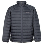 Columbia Platinum Plus 860 TurboDown Jacket, Graphite, medium