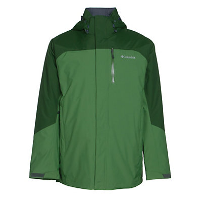 Columbia Lhotse II Interchange Tall Mens Insulated Ski Jacket, , viewer
