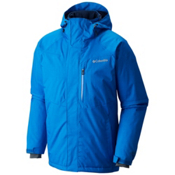 Columbia Alpine Action Big Mens Insulated Ski Jacket, Super Blue, medium