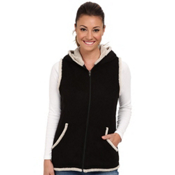 KUHL Apres Womens Vest, Black, medium
