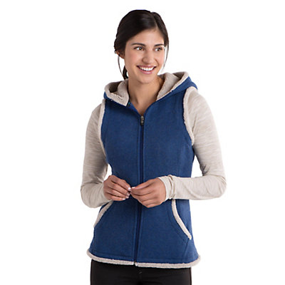 KUHL Apres Womens Vest, Astral, viewer