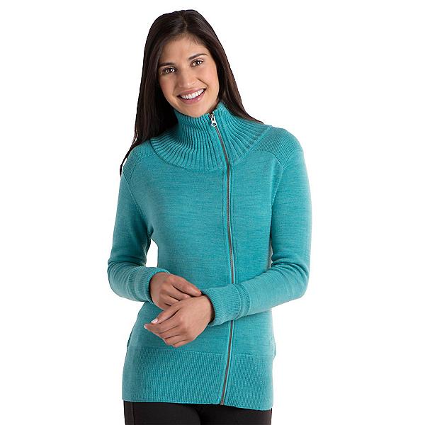 KUHL Alpine Sweater Womens Sweater, Opal, 600