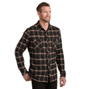 KUHL Maverik Flannel Shirt, Brick, medium