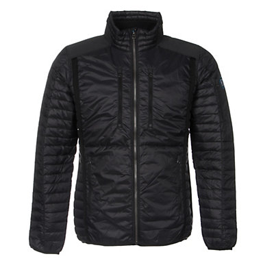 KUHL Spyfire Mens Jacket, Raven, viewer