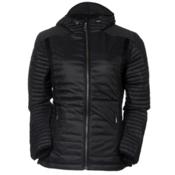 KUHL Spyfire Hoody Womens Jacket, Raven, medium