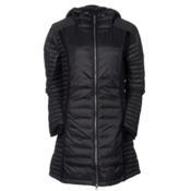 KUHL Spyfire Parka Womens Jacket, Raven, medium