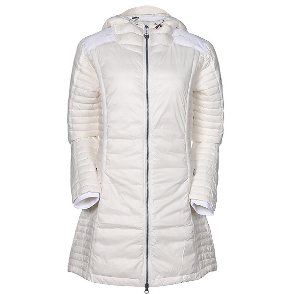 KUHL Spyfire Parka Womens Jacket, White, 600