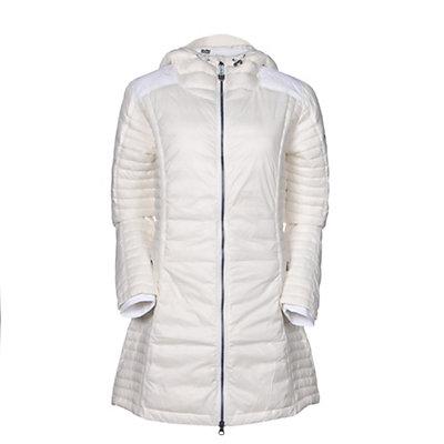 KUHL Spyfire Parka Womens Jacket, White, viewer