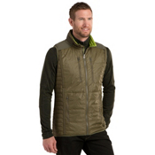KUHL Spyfire Mens Vest, Olive, medium