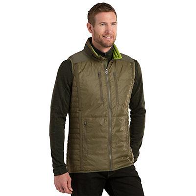 KUHL Spyfire Mens Vest, Olive, viewer